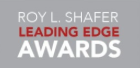 Roy L. Shafer Leading Edge Awards 2015, Award