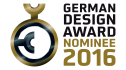 German Design Award 2016, Nominee